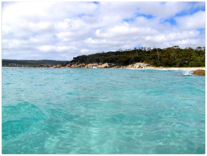 Jeanneret Beach